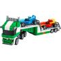 LEGO 31113 Rennwagentransporter