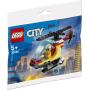 LEGO 30566 Feuerwehrhubschrauber Polybag